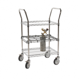 "Bottle Grid Cart, 48"" x 18"""