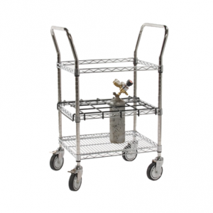"Bottle Grid Cart, 48"" x 24"""