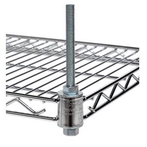 """Ceiling Suspension Kit, 120""""L zinc rod"""