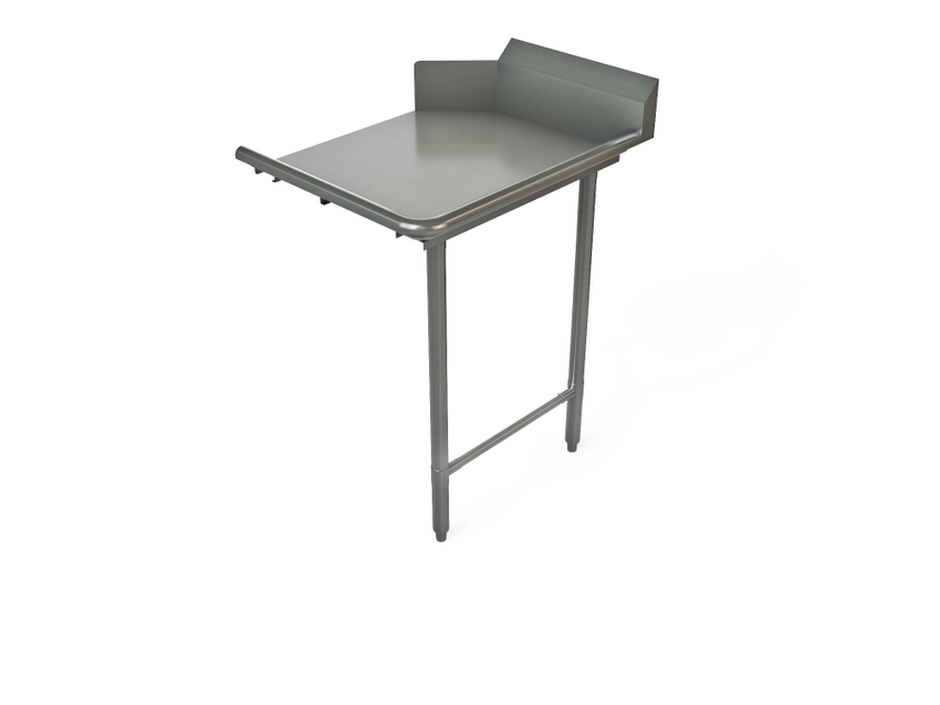 "Clean Dishtable, Straight, Right, 24"" x 30"""