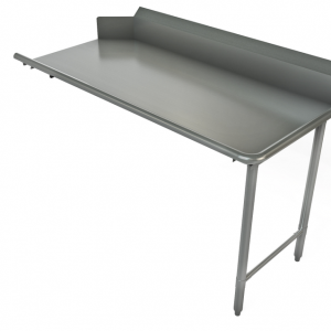 """Clean Dishtable, Straight, Right, 60"""" x 30"""""""