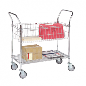 """Mail Delivery Cart, 36"""" x 18"""""""