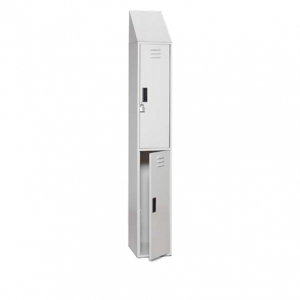 "Padlock Locker, 12"" x 15"", One Compartment"