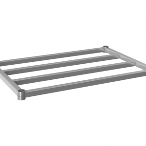"Shelf, Channel Dunnage, 24"" x 24"", Polyseal"