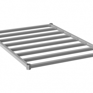 "Shelf, Channel Dunnage, 36"" x 42"", Polyseal"