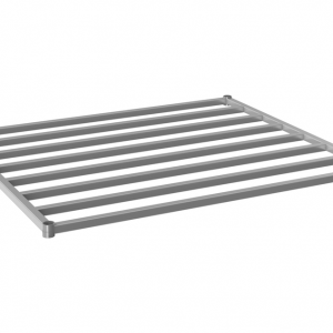 "Shelf, Channel Dunnage, 42"" x 42"", Polyseal"