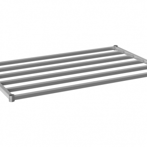 "Shelf, Channel Dunnage, 48"" x 30"", Polyseal"