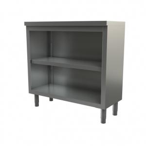 "Utility Cabinet, open, 36"" x 15"""