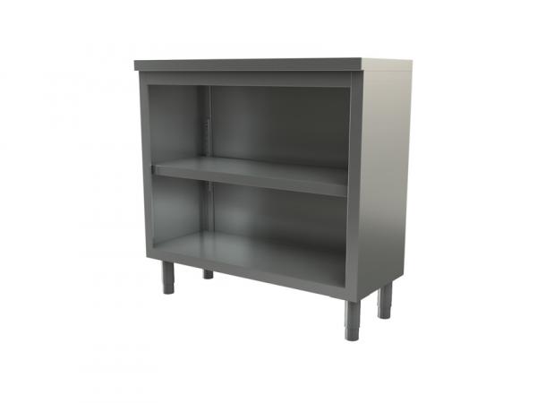 "Utility Cabinet, open, 48"" x 15"""