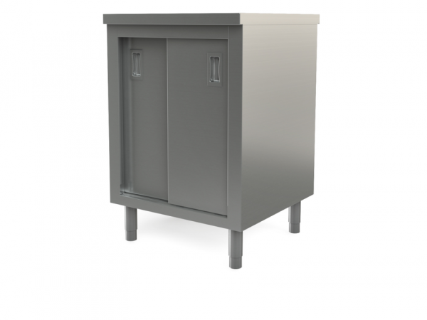 """Utility cabinet with flat top, 24"""" x 24"""""""