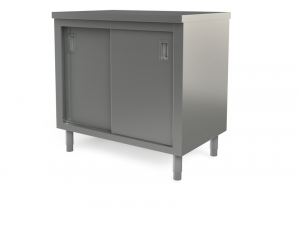 "Utility cabinet with flat top, 30"" x 24"""
