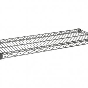 """Wire Shelf, 30"""" x 14"""", Value Epoxy"""