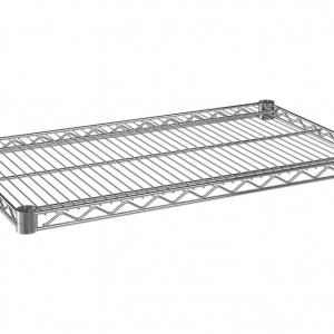 """Wire Shelf, 30"""" x 42"""", Polyseal"""