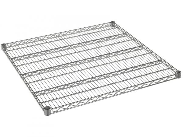 """Wire Shelf, 36"""" x 42"""", Polyseal"""