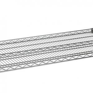 """Wire Shelf, 42"""" x 24"""", Value Epoxy"""