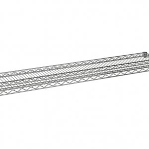 """Wire Shelf, 72"""" x 21"""", Value Epoxy"""