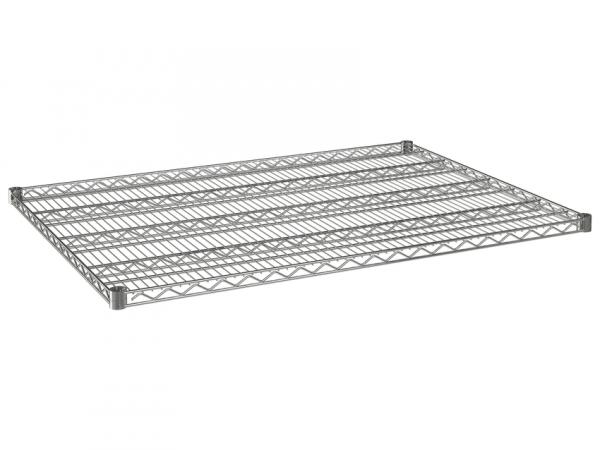 """Wire Shelf, 72"""" x 30"""", Polyseal"""