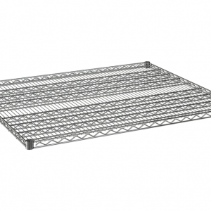 "Wire Shelf, 48"" x 42"", Polyseal"