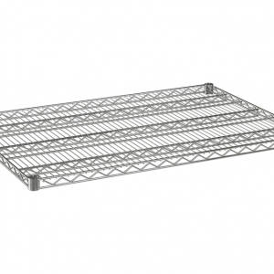 "Wire Shelf, 54"" x 30"", Polyseal"