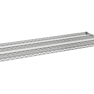 """Wire Shelf, 72"""" x 24"""", Value Epoxy"""