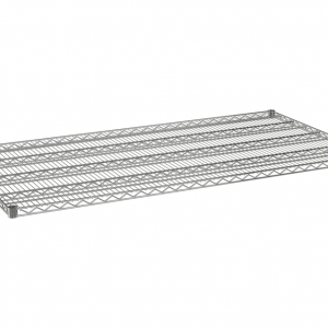 "Wire Shelf, 72"" x 36"", Polyseal"