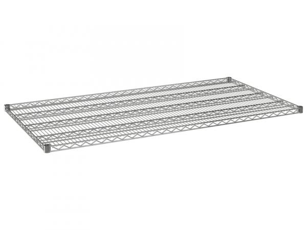 """Wire Shelf, 72"""" x 36"""", Polyseal"""