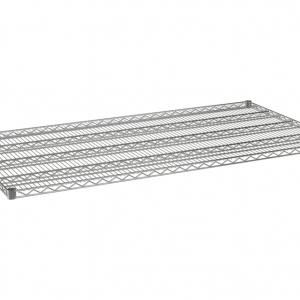 """Wire Shelf, 60"""" x 36"""", Polyseal"""