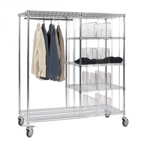 "Apparel Cart, 60"" x 24"""