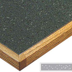 Laminate Wood Edge Tabletop
