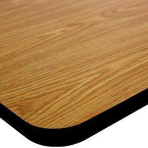 laminate melamine tabletop