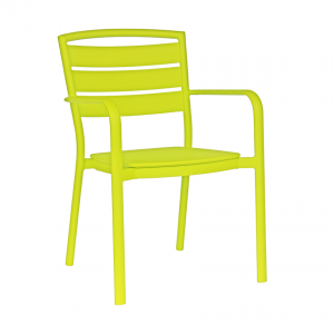 Lever Arm Chair
