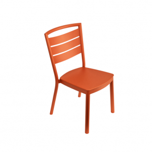 Lever Metal Chair