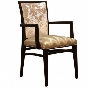 Jess Wood Arm Chair