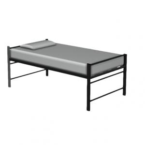 Commercial Steel Bed Frame
