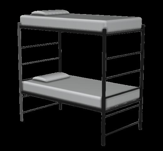 Commercial Steel Bunk Bed